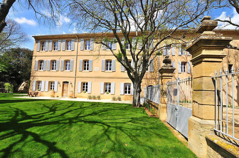 Extérieur du Château Bonisson